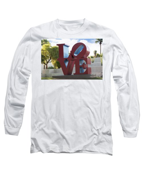Love In The Park Long Sleeve T-Shirt