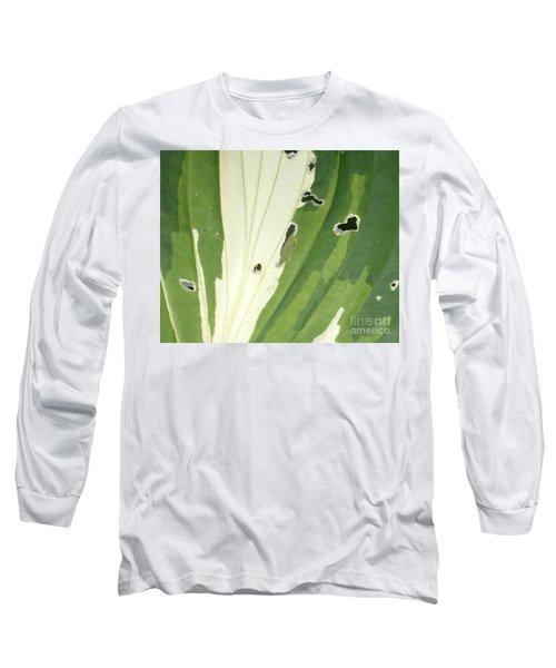 Love Is Everywhere Long Sleeve T-Shirt by Christina Verdgeline