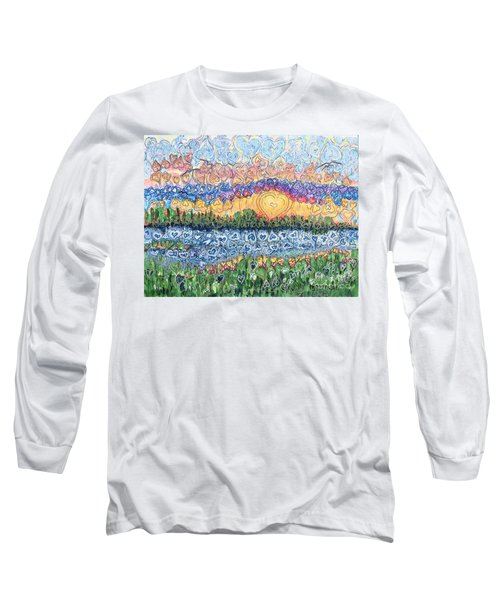 Love Is Everywhere If You Look Long Sleeve T-Shirt