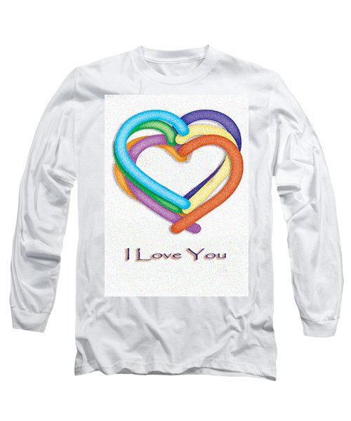 Love Is In The Air Long Sleeve T-Shirt