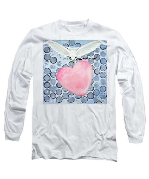 The Blessing Of The Dove Long Sleeve T-Shirt