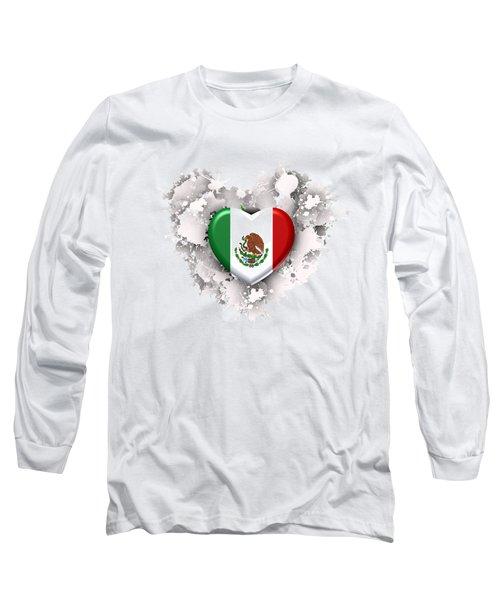 Love Mexico.1 Long Sleeve T-Shirt
