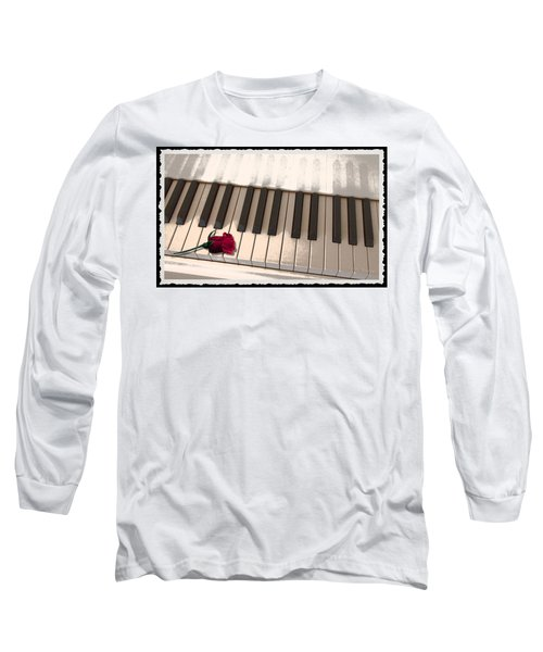Love Notes Long Sleeve T-Shirt by Terri Harper