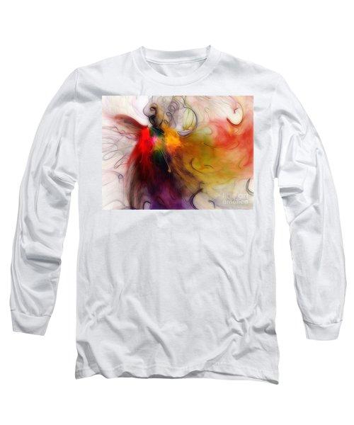 Love Of Liberty Long Sleeve T-Shirt