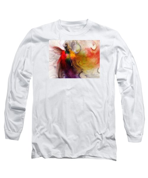 Love Of Liberty Long Sleeve T-Shirt