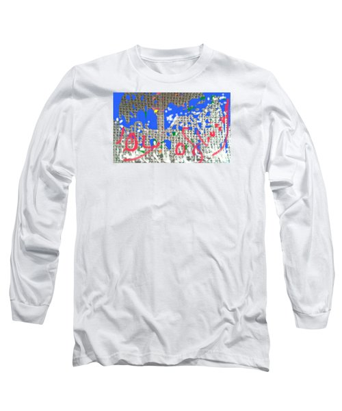 Joy Of Living Long Sleeve T-Shirt