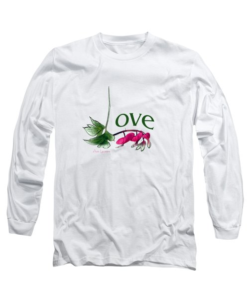 Love Shirt Long Sleeve T-Shirt