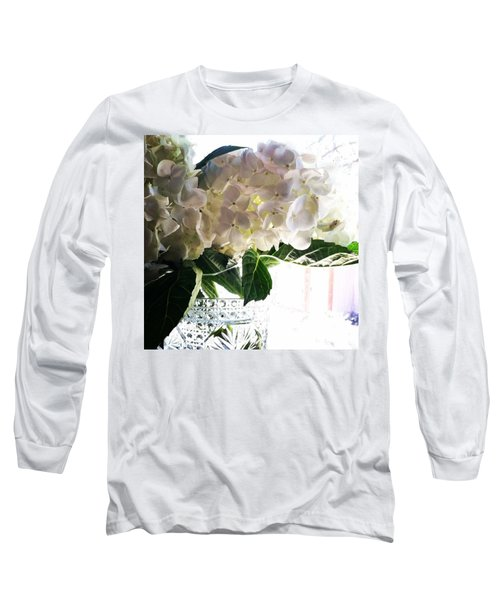Love These Flowers! #happylaborday Long Sleeve T-Shirt