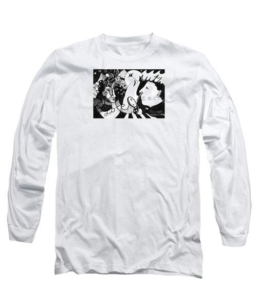 Love Truth Peace Long Sleeve T-Shirt