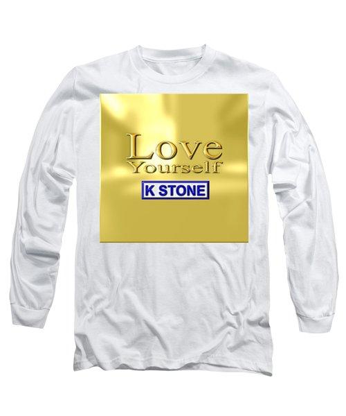 Love Yourself Long Sleeve T-Shirt