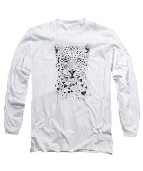 Lovely Leopard Long Sleeve T-Shirt