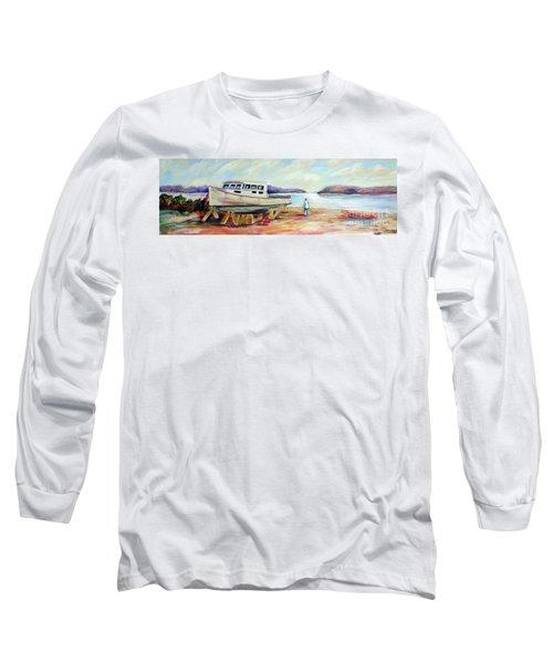 Lovie Long Sleeve T-Shirt by Patricia Piffath