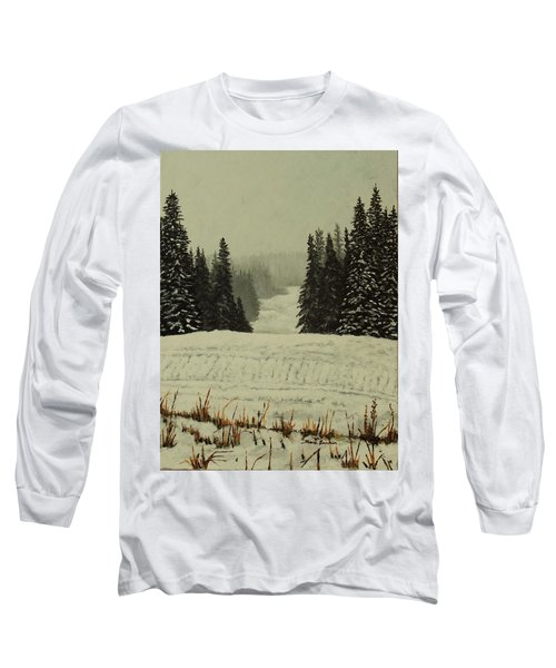 Low Ceiling Long Sleeve T-Shirt