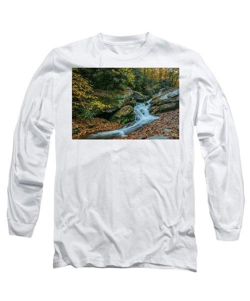 Lower Upper Creek Falls Long Sleeve T-Shirt