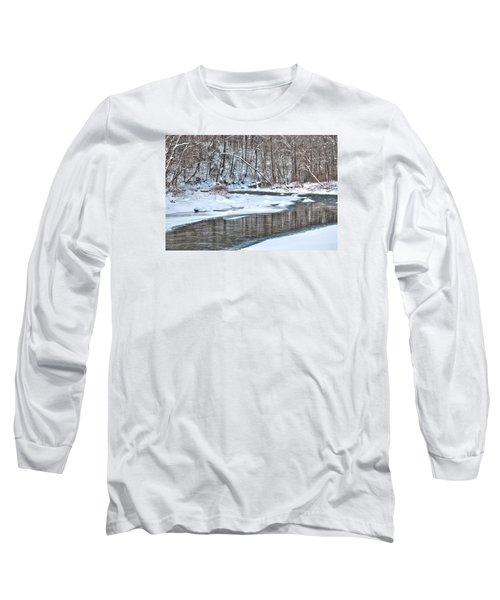 Loyalhanna Creek - Wat0100 Long Sleeve T-Shirt