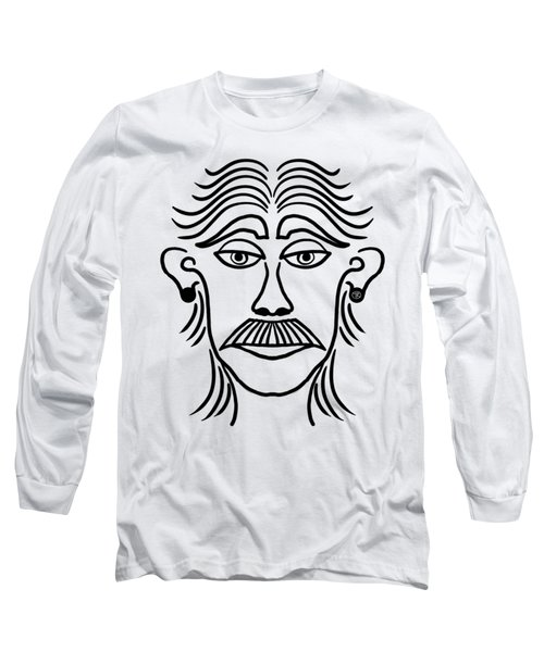 Luciano Long Sleeve T-Shirt