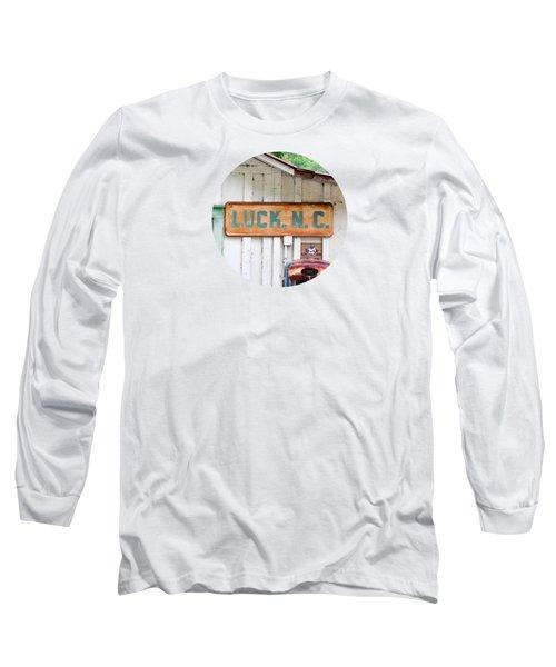 Luck Nc T Shirt Long Sleeve T-Shirt