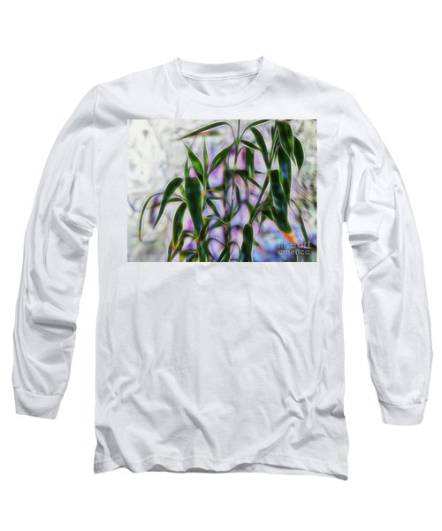 Lucky Bamboo Long Sleeve T-Shirt