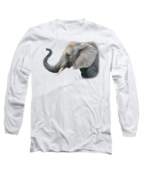 Lucky Long Sleeve T-Shirt by Lucie Bilodeau