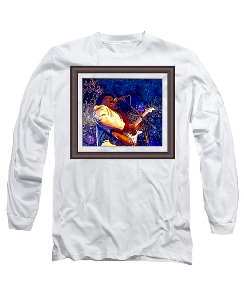 Lucky Peterson  Long Sleeve T-Shirt