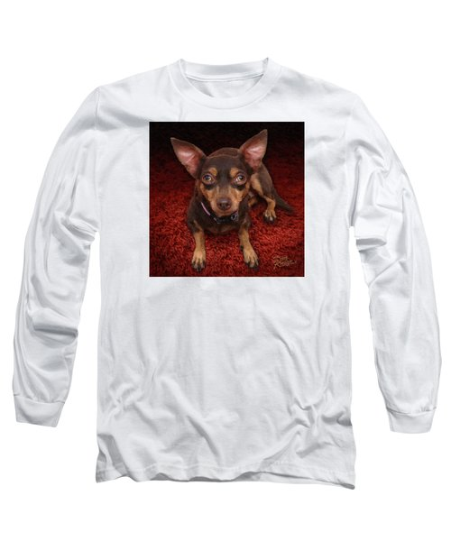 Lucy Long Sleeve T-Shirt by Doug Kreuger