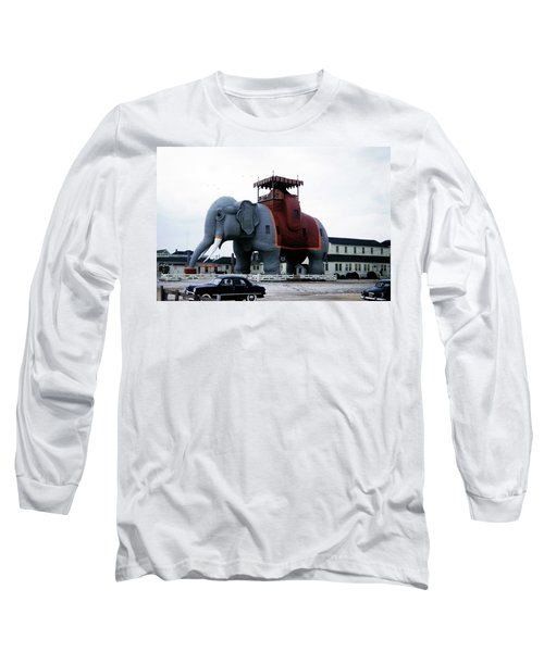 Lucy The Elephant 2 Long Sleeve T-Shirt