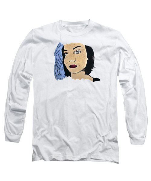 Lucy's Self Portrait Long Sleeve T-Shirt