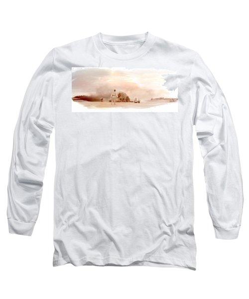 Luke's Motivation Long Sleeve T-Shirt by Kurt Ramschissel