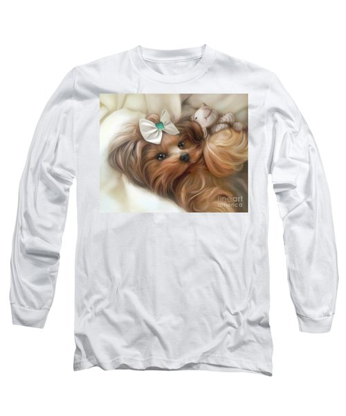Lulu And Mr.lamb Long Sleeve T-Shirt