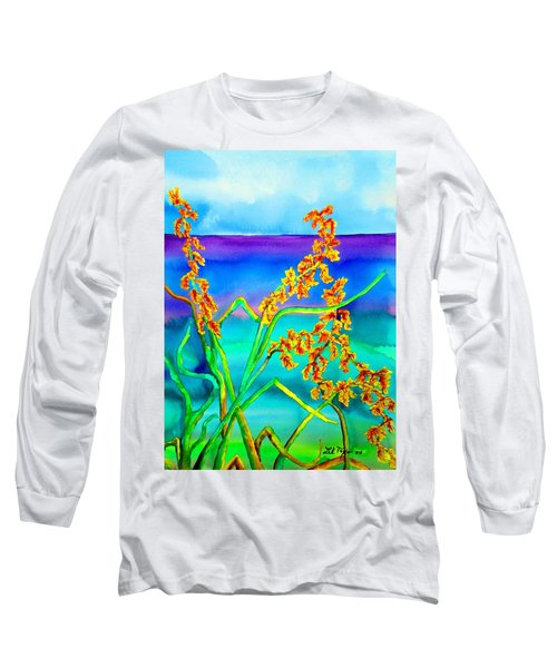 Luminous Oats Long Sleeve T-Shirt by Lil Taylor