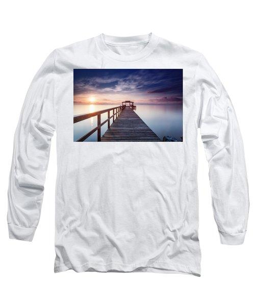 Lumos Maxima Long Sleeve T-Shirt by Edward Kreis