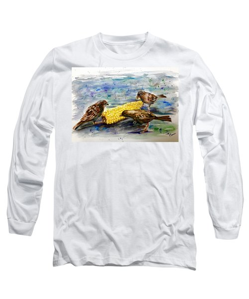 Lunch Time 2 Long Sleeve T-Shirt