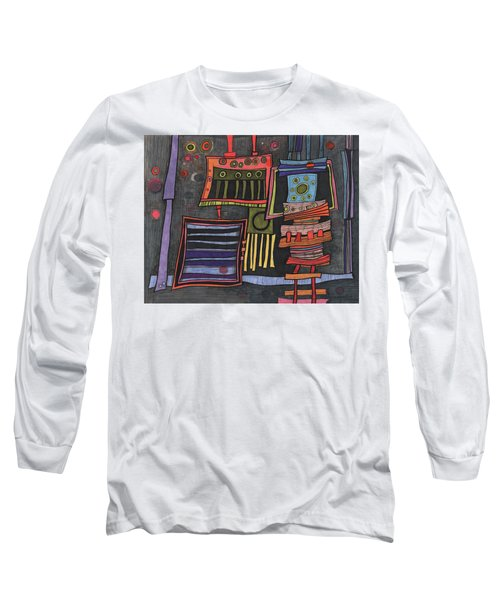 Lurking Under The Bed Long Sleeve T-Shirt
