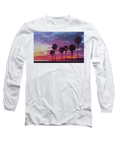 Lush Long Sleeve T-Shirt by Andrew Danielsen