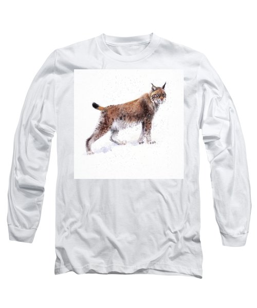 Lynx Long Sleeve T-Shirt