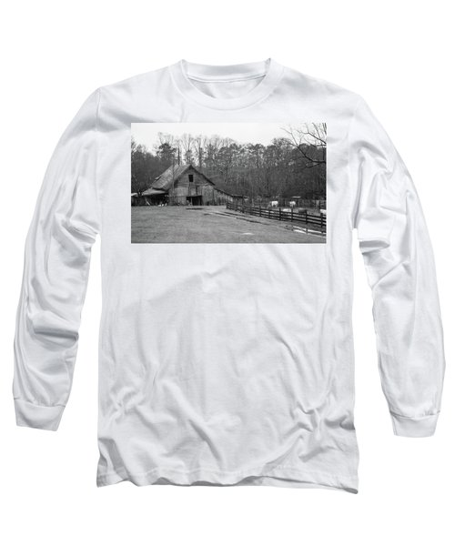 Ma And Pa Kettles Farm Long Sleeve T-Shirt