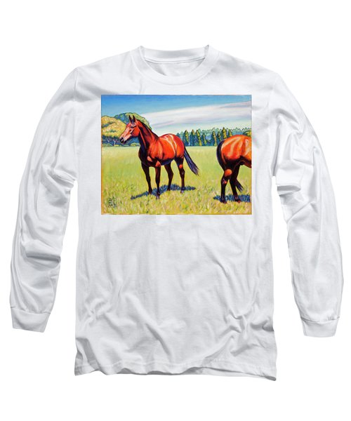 Mac And Friend Long Sleeve T-Shirt