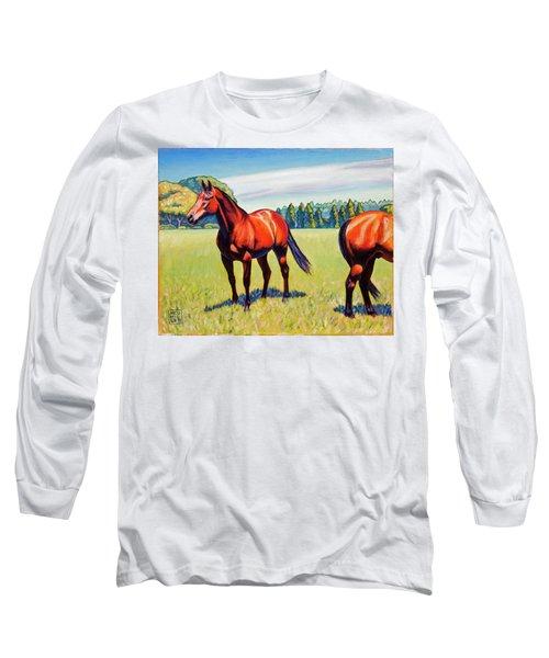 Mac And Friend Long Sleeve T-Shirt