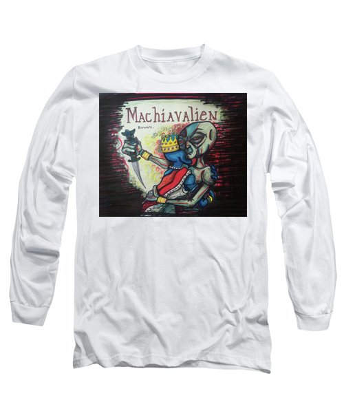 Machiavalien Long Sleeve T-Shirt