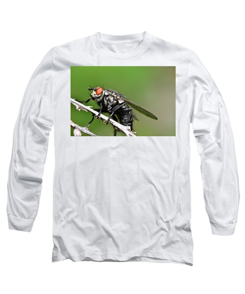Macro Fly Long Sleeve T-Shirt