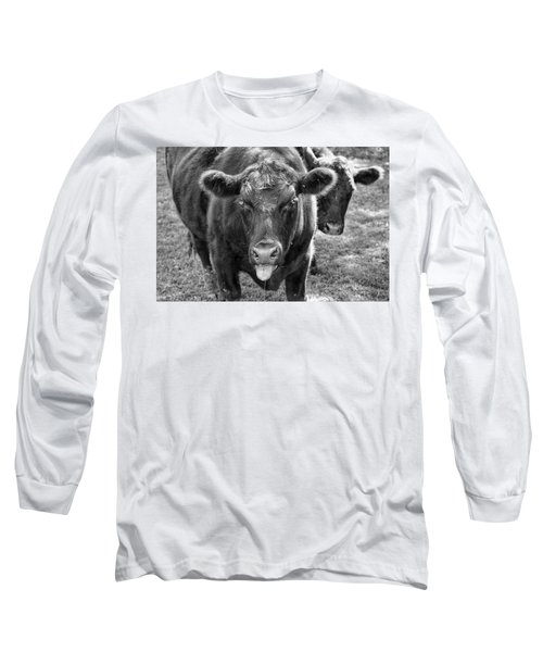 Mad Cow  Long Sleeve T-Shirt