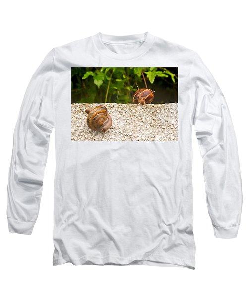 Madam Let Me Introduce Myself Long Sleeve T-Shirt