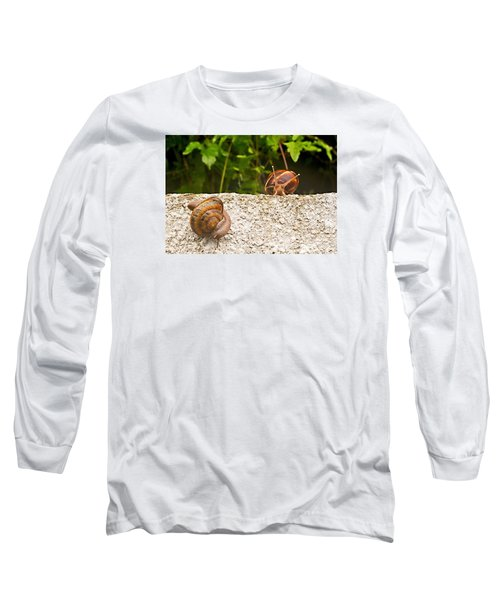 Madam Let Me Introduce Myself Long Sleeve T-Shirt