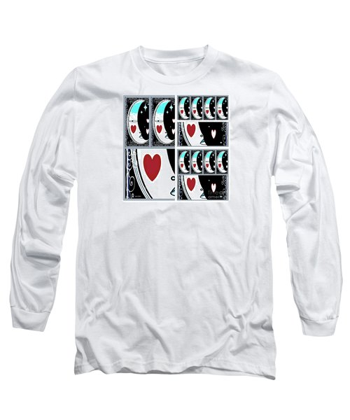 Madd Moon 2 Long Sleeve T-Shirt