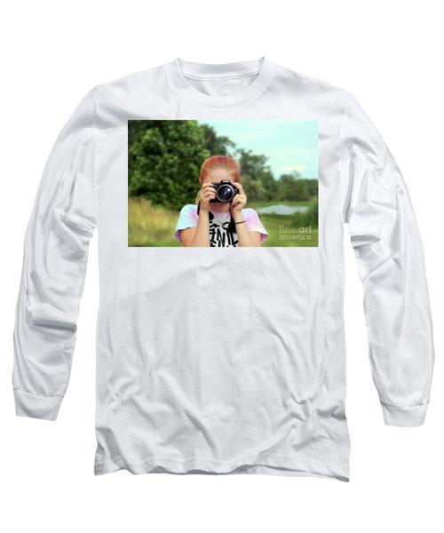 Maddie Ama Long Sleeve T-Shirt