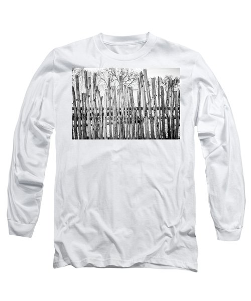 Long Sleeve T-Shirt featuring the photograph Made From Nature by Marilyn Hunt