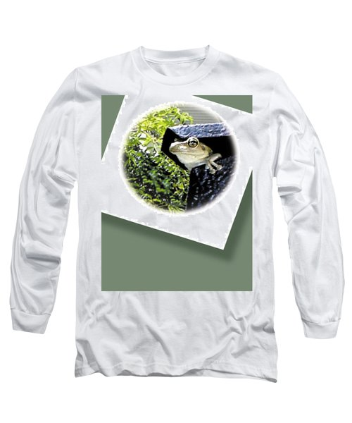 Mailbox  Cameo Long Sleeve T-Shirt