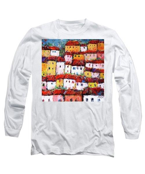 Maisons De Ville Long Sleeve T-Shirt