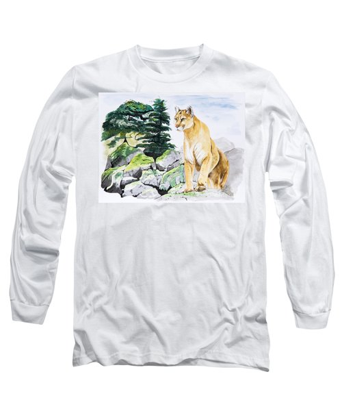 Majestic Domain Long Sleeve T-Shirt