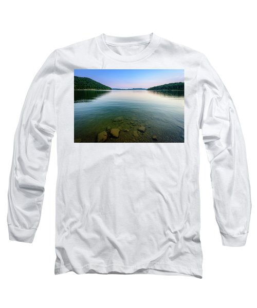 Majestic Lake Long Sleeve T-Shirt